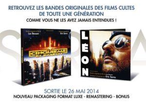 Argumentaire de vente - BO Le 5eme élément et Léon